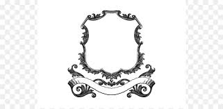 picture frames web banner retro style clip art scroll banner