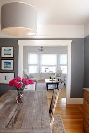 Design Forecast Entryway Paint - Gray dining room paint colors