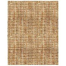 andes tan 10 ft x 14 ft jute area rug