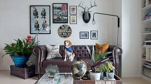 Plant Interior Design Delectable Decorating A 48sqm Bare Rental Studio Condo Here Are 48 Tips To Get