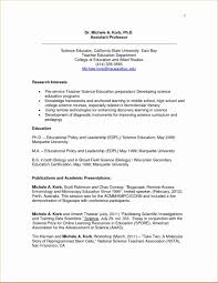 Nsf Resume Format Best Of Funky Nsf Biosketch Template Illustration