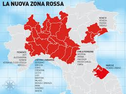 Coronavirus. La Lombardia è zona rossa