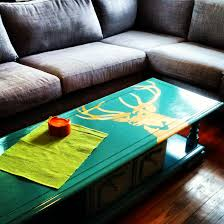 Instructables Coffee Table Upcycle Your Own Stenciled Coffee Table On The Cheap 11 Steps