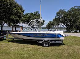 2006 correct craft 210 super air team edition lake wales florida huston motors mastercraft