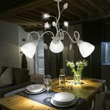 Hängeleuchte Led Stil Landhaus Wohnzimmer Deckenlüster
