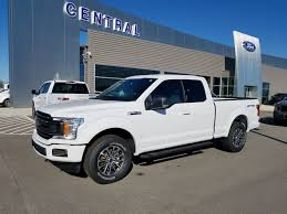 New 2018 Ford F-150 Truck Oxford White For Sale in Trumann AR ...