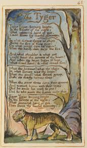 william blake most famous works how william blake keeps our eye on the tyger art and design the