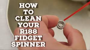 r188 bearing fidget spinner. how to clean your r188 fidget spinner bearings bearing b