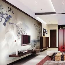 Small Picture Beautiful Design On Walls Living Room Contemporary Awesome