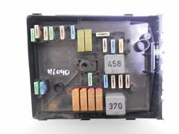 seat leon fuse box 1k0937125a ebay Seat Leon Fuse Box Location image is loading seat leon fuse box 1k0937125a seat leon fuse box diagram
