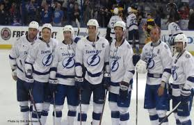 glory days revisited during tampa bay lightning alumni game