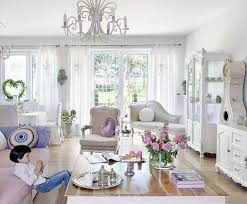 chic living room. Via Interior Design Files · Country Shabby Chic Living Room