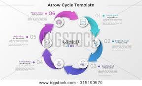 Cyclical Chart 6 Vector Photo Free Trial Bigstock