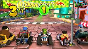 El Chavo Kart - Crappy Games Wiki
