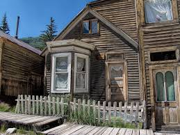 house with bay window.  Bay FileHouse With Bay Window Main Street St Elmo Colorado Intended House With Bay Window L