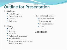 Technical Paper Outline Rome Fontanacountryinn Com