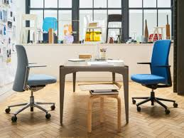 Office furniture designers Exclusive Apple Has Often Led The Way In Design Trends And Furniture Designers Barber Osgerby Were Asked To Create An Original Chair For The Way Apples Employees Heavencityview Best Chairs For Graphic Designers And Freelancers The Design