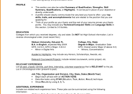 Resume Amazing Easy Resume Maker History Resume Templates