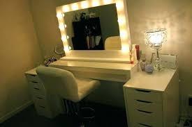 wooden makeup vanity bedroom makeup vanity with lights white wooden makeup vanity table with lighted mirror added by white wooden makeup vanity set