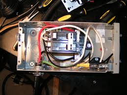 help spa panel trips when plugged in home brew forums and also have the neutral wire from the breaker join the neutral bus the breaker trips even when i don t have anything wired to the breaker outputs