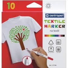 <b>Centropen Набор маркеров</b> для ткани Textil Marker 1.8 мм 10 ...