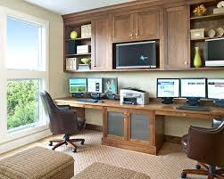 diy home office furniture. Smart Ideas Double Desk Home Office Furniture Arm Lamp Desktop Switcher Diy For S