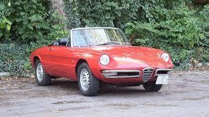 alfa romeo spider 1966. Wonderful Alfa 1966 Alfa Romeo Spider Duetto And M