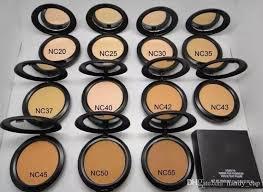 hot studio fix powder plus make up face foundation face powder face concealer moisturizer oil control macosmetics makeup contour kit face kylie powder