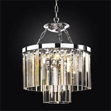 timeless lighting. GLOW Lighting Timeless Chrome 16-Inch Convertible Chandelier L