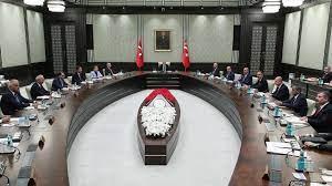Cumhurbaşkanlığı Kabinesi toplandı - Son Dakika Haberleri