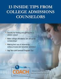 INSIDE TIPS FROM COLLEGE ADMISSIONS COUNSELORS Yumpu