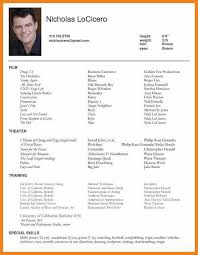 special-skills-resume-17-best-images-about-dance-