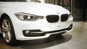 BMW 3 Series bmw 3 series in white : The 2012 New BMW 3 Series review - in 3 minutes (OK, OK...3:11 ...