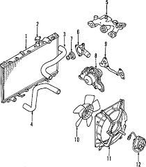 com acirc reg mitsubishi motor cooling fan partnumber mr 2002 mitsubishi diamante vr x v6 3 5 liter gas cooling fan