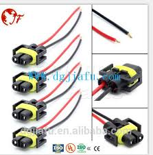 4x h11 880 881 toyota headlight wiring harness socket wire 4x h11 880 881 toyota headlight wiring harness socket wire connector extension plug