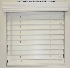 2Real Wood Window Blinds