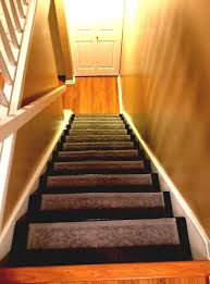 Staircase Lovely Basement Stairs Pictures With Red Carpet And On