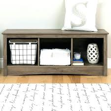 unique entryway furniture. Storage Benches For Entryway Bench With Baskets Shoe Drifted Gray Hall Or Bedroom Unique Furniture