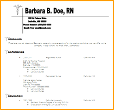 Nursing Resume Template Free Get Premium Nursing Resume Templates