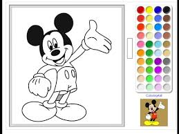 Small Picture Mickey Mouse Clubhouse Coloring Pages Mickey Mouse Clubhouse