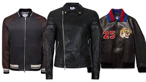the 10 best men s leather jackets