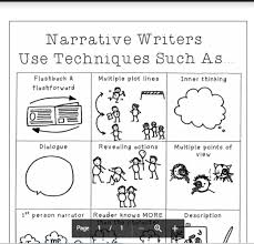 beyond identifying narrative techniques for teachers of writing  beyond identifying narrative techniques