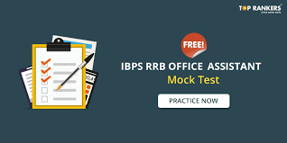 Career Test Free Awesome IBPS RRB Assistant Mock Test 48 Online Test Series Practice Papers