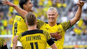 Borussia dortmund (@bvb) bei tiktok | 26.1m likes. Bundesliga Bvb Startet Mit Torfestival Gegen Frankfurt Zdfheute