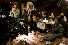 inglourious basterds inglourious basterds wiki fandom powered inglourious basterds behind th scenes diehl and til schweiger