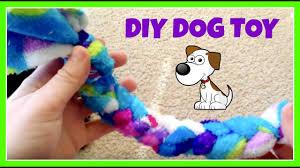 super simple diy dog toy