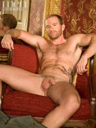 HairyDads Co Ginger daddy Adam Faust