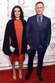 Rachel Weisz and Daniel Craig Welcome ...