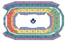 The Air Canada Center Home Of The Nhl S Toronto Maple Leafs