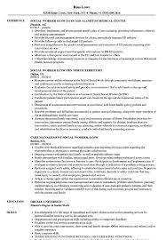 Download Social Worker Lcsw Resume Sample as Image file